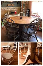 wood round table fresno