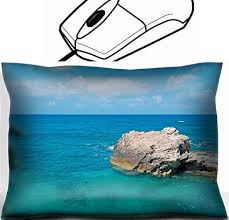 turquoise office decor. MSD Mouse Wrist Rest Office Decor Supporter Pillow Design 20818020  Rock In Is Arutas Turquoise Office Decor G