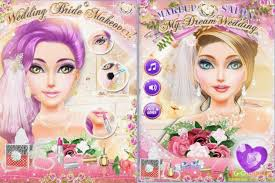 makeup salon my dream wedding android game for s android games for s