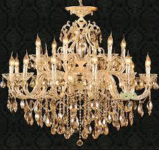 stylish gold crystal chandelier popular champagne crystal chandelier champagne crystal