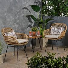enger outdoor woven patio chair with
