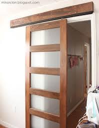 closet door ideas diy new 5 ways to make a sliding barn door of closet door