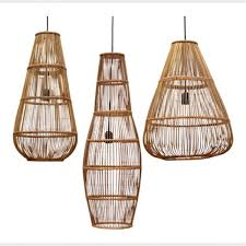 rattan pendant lighting. at tall this large bamboo pendant light is ideal for spaces with high ceilings handwoven in natural it has an elegant sculptural quality rattan lighting e