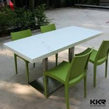 modern furniture table. 4 Seat Table Furniture Chair Modern Restaurant Dining Seater Dimensions