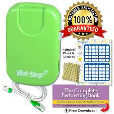 Wet Stop 3 Bedwetting Kit Free Shipping