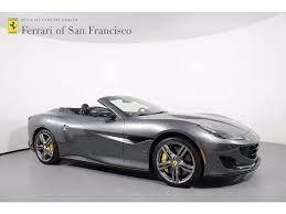 Gebraucht Ferrari Portofino Autos Zum Verkauf In Mill Valley Offiziell Ferrari Gebrauchtwagensuche