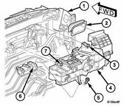 similiar dodge heater core removal keywords dodge ram wiring diagram also 2002 dodge ram 1500 dash removal