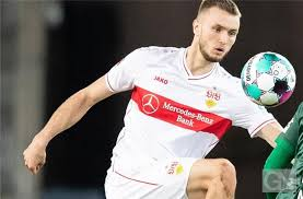 The club's football team is currently part of germany's first division, the bundesliga. Vfb Torjager Kalajdzic Fallt Mit Schulterverletzung Aus