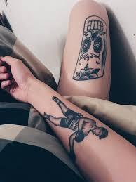 Nicki Minaj Arm Tattoo Meaning Deana Wilson Deanaw555 On Pinterest