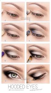 hooded eyes makeup this works so well for hooded eyes you wouldnt believe it until u try s elf make up s make up dupe natural make up looks