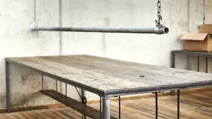 industrial style office desk modern industrial desk. Industrial Office Furniture Style Modern Corner Computer . Desk D