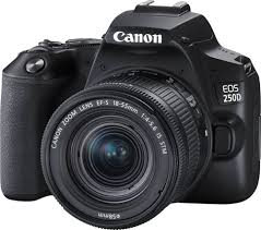 Зеркальные <b>фотоаппараты Canon</b>