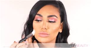 in huda beauty makeup i literally bake my face every day and i swear as soon as you try it you re going to want to as well the process of baking is a