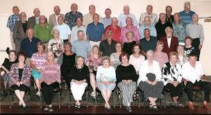 Weir High School Class of 1957 holds 62nd-year reunion | News, Sports, Jobs  - Weirton Daily Times