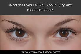 Pics Of Eyes How To Read People Through Their Eye Movements And Uncover Hidden