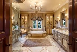 elegant traditional bathrooms. Plain Bathrooms Elegant Traditional Bathrooms Impressive Glass Curio Cabinets In Bathroom  With Two