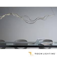 surge linear suspension by tech lighting
