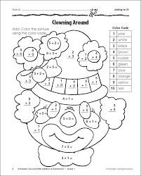 coloring worksheets for grade 1 coloring pages grade coloring pages grade 1 addition colouring pages addition