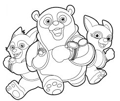 Small Picture Printables From Disney Junior Octonauts Coloring Coloring Pages