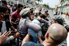 US sanctions top Cuban police for ...