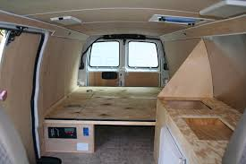 Converted Vans Van Construction Vans Construction And Camper Conversion