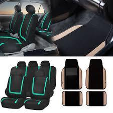 green car floor mats. Black \u0026 Green Car Seat Covers With Beige Carpet Floor Mats For Auto SUV Green Car Floor Mats
