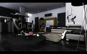 Modern Living Room Dark Ebony Hardwood Floors For The Home