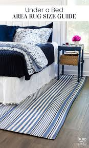 Why I Almost Didn T Get A Bedroom Area Rug In My Own Style