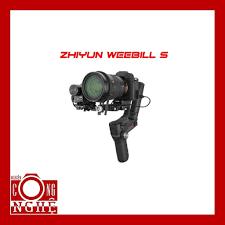 Gimbal cầm tay chống rung Zhiyun Weebill S dùng cho máy ảnh DSLR , máy quay  tốt giá rẻ