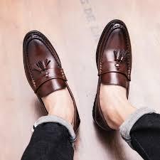 product details of dress shoes black bussiness formal shoes for men brown men s leather shoes shoes men formal classic comfortable business shoes men s