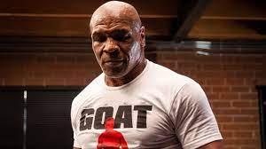 Mike Tyson returns to boxing at 54 on Saturday a different man