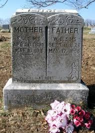 William Benjamin Sims (1828-1896) - Find A Grave Memorial
