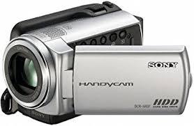 sony handycam. sony - handycam dcr-sr37e camcorder widescreen video capture 800 kpix h