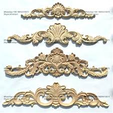 wood furniture appliques. Resin Furniture Appliques And Onlays For Decorative Wood Ornamental Mouldings