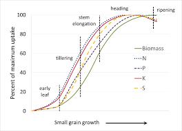 Nutrient Uptake Msu Extension Soil Fertility Montana