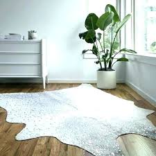faux cow skin rug best of home ideas animal rugs australia