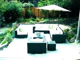 modern patio design ideas backyard patios concrete contemporary designs uk