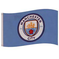 Manchester City Flag MC-G088