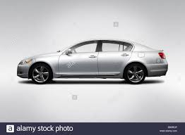 2009 Lexus GS GS350 in Gray - Drivers Side Profile Stock Photo ...