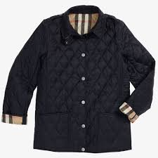 Burberry 'Mini-Pirmont' Quilted Jacket – Free Flight Dance & Burberry 'Mini-Pirmont' Quilted Jacket Adamdwight.com