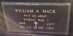 William Albert Mack (1888-1977) - Find A Grave Memorial