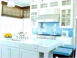Glass subway tile kitchen Bodesi Blue Glass Subway Tile Kitchen Inspiring With White Pictures Grey Backsplash The Tile Shop Blue Glass Subway Tile Kitchen Inspiring With White Pictures Grey