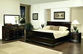 Black Wood Bedroom Set Dark Wood Bedroom Furniture Wood Bedroom Set ...