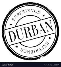 Durban Design Durban Stamp Rubber Grunge