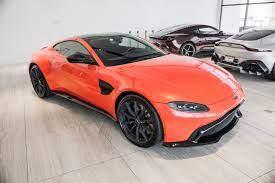 2020 Aston Martin Vantage Stock 20nn03293 For Sale Near Vienna Va Va Aston Martin Dealer