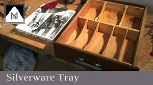Kitchen Drawer Organizer How To Make A Kitchen Drawer Organizer Youtube
