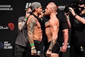 Conor McGregor vs. Dustin Poirier 3 ...