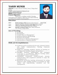 Resume Format For Job Pdf Jobtion Resume Format Pdf Sample Cv