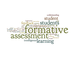the characteristics of high quality formative assessments the word cloud created from the text of the blog post