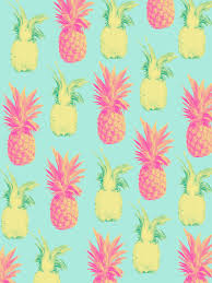 Pineapple Pattern Extraordinary The Design Files Pineapple Patterns Downloadables Phylleli